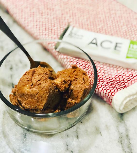 """Cookie Dough """"Ace Cream"""""""