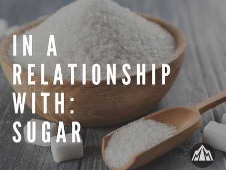 In a relationship with: Sugar