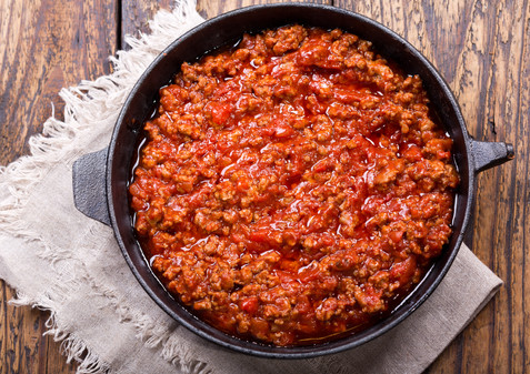 Caramelized Bolognese