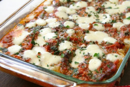 Primal Pizza Casserole