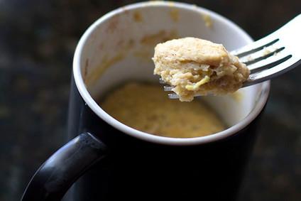 Butter Bomb Mug Muffin