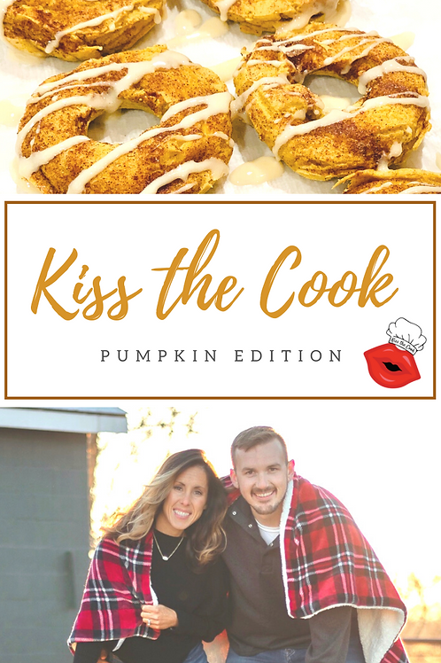 Kiss the Cook PUMPKIN E-Book