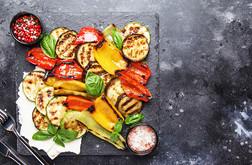 Teriyaki Grilled Veggies