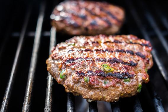 Bruschetta Burger Hobo Dinner