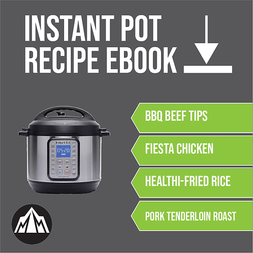 Recipe eBook: Instant Pot Recipes