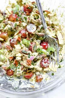 Dairy-Free Tuna Salad
