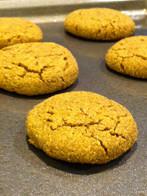 Pumpkin Muffin Tops