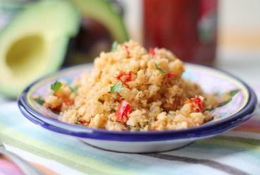 Paleo Chicken Fried Rice