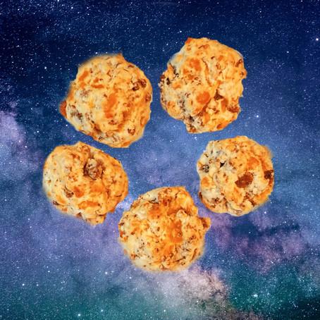Moon Rock Biscuits