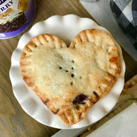 Heart-Shaped Hand Pies