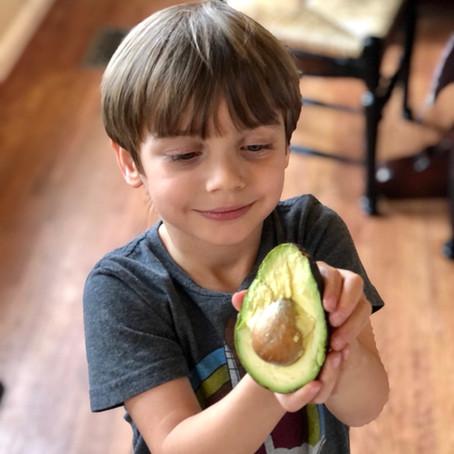 Avocado Smoothies