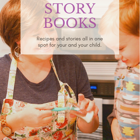 Storybooks and Baking
