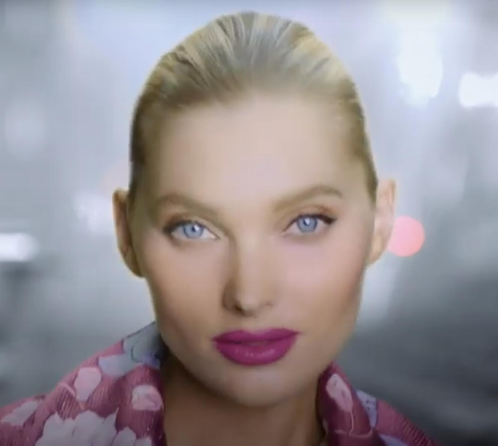 Samsung featuring Elsa Hosk