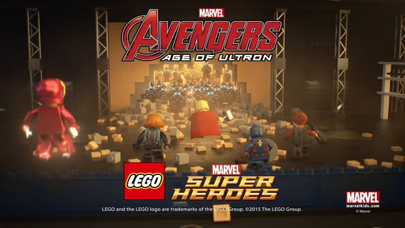 Marvels Avengers Lego
