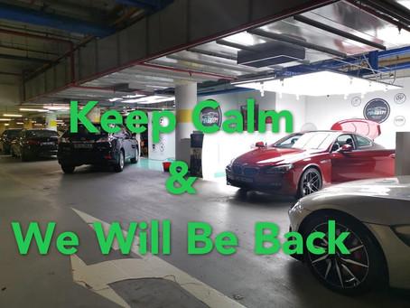 MintGroom Temporary Closure of Business (SG Circuit Breaker Measures)