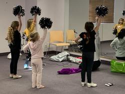 Winter Recital and Practice