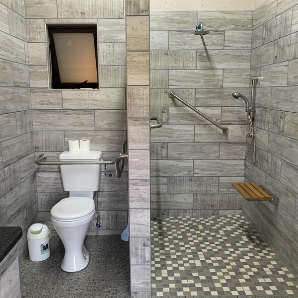 Paraplegic Bathroom