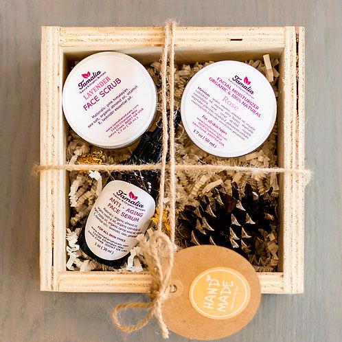Organic Facial Gift Box