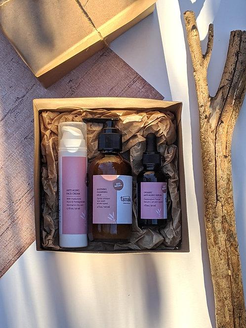 Organic Beauty Gift Set