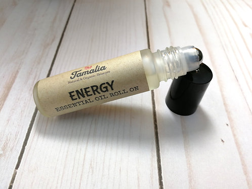 ENERGY- ESSENTIAL OIL ROLL ON