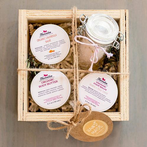 Organic Beauty Gift Box