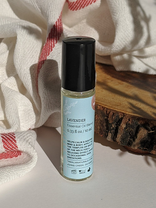Lavender - Essential Oil Roll On