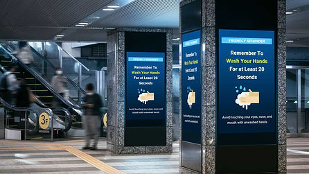 Interactive-Digital-Signage-During-Covid
