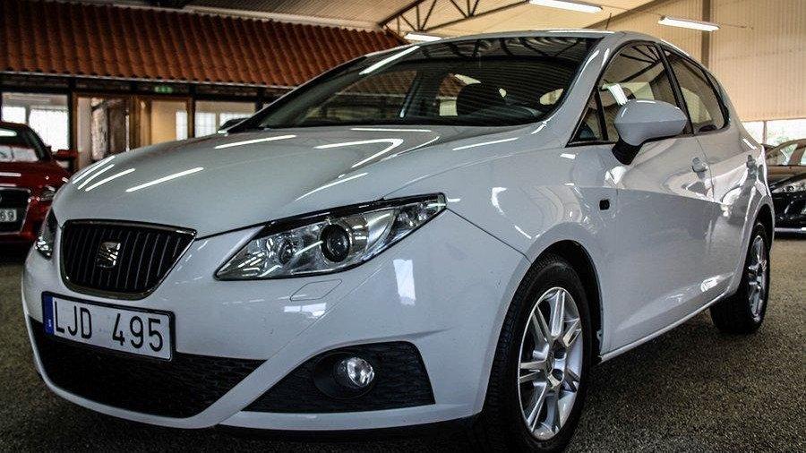 Seat Ibiza 5-dörrar 1.4 86hk -09