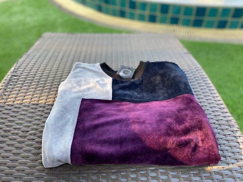 Tri Colour Sweatshirt