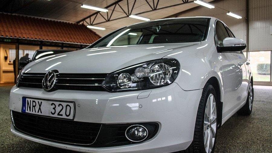 Volkswagen Golf 5-dörrar 1.8 TSI Sport 160hk -10
