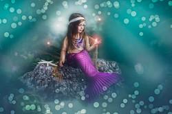 Mermaid portrait Melbourne