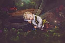 Boy Fairy Portrait