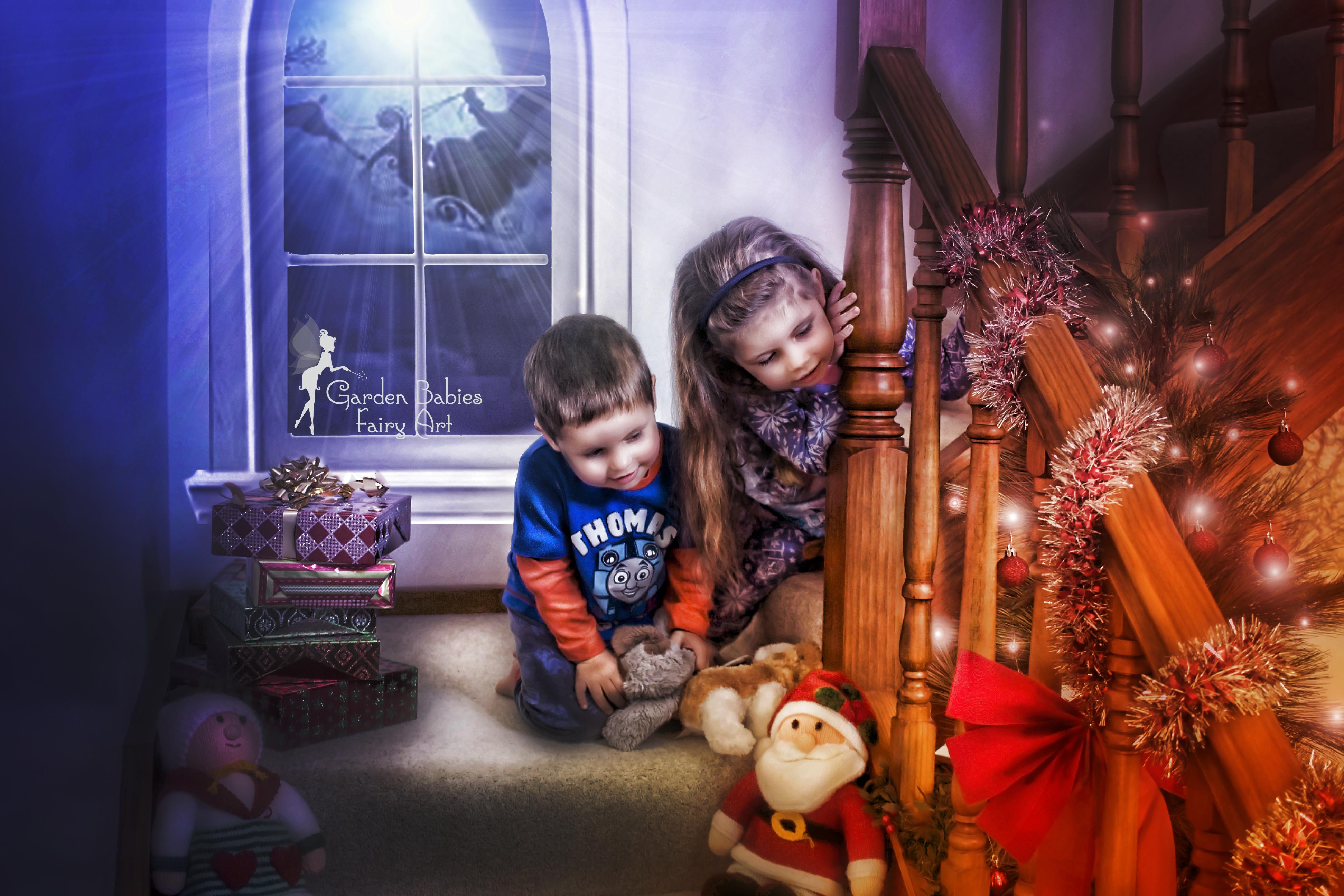 Christmas portraits Melbourne