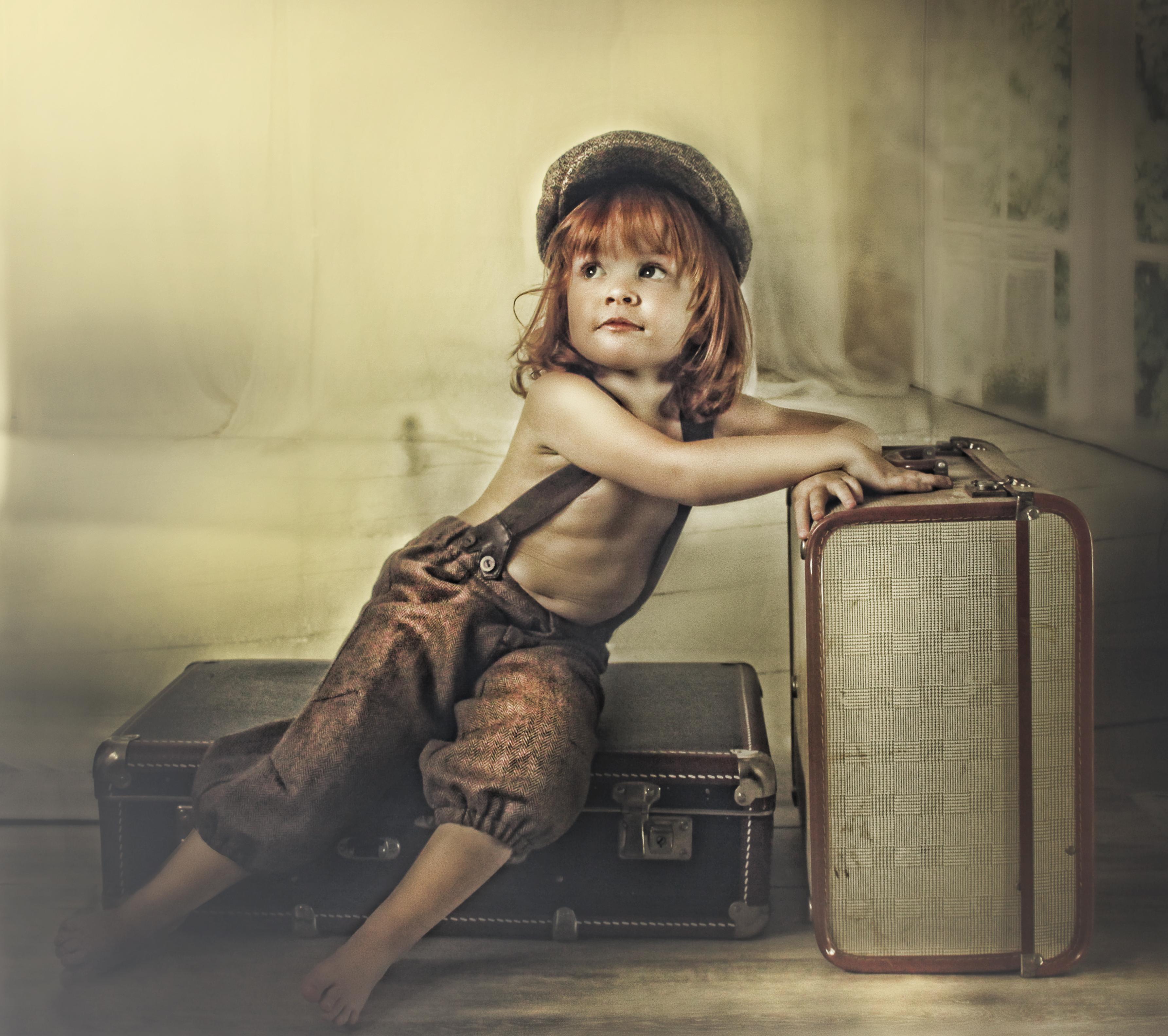 Vintage Child photography Melbourne