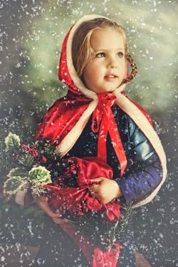Christmas portrait Melbourne