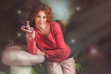 Kelly McDonald Photographer, Garden Babies Fine Fairy Art, Fairy Photographer Melbourne, Mumpreneur winner