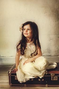 Vintage Child portrait Melbourne