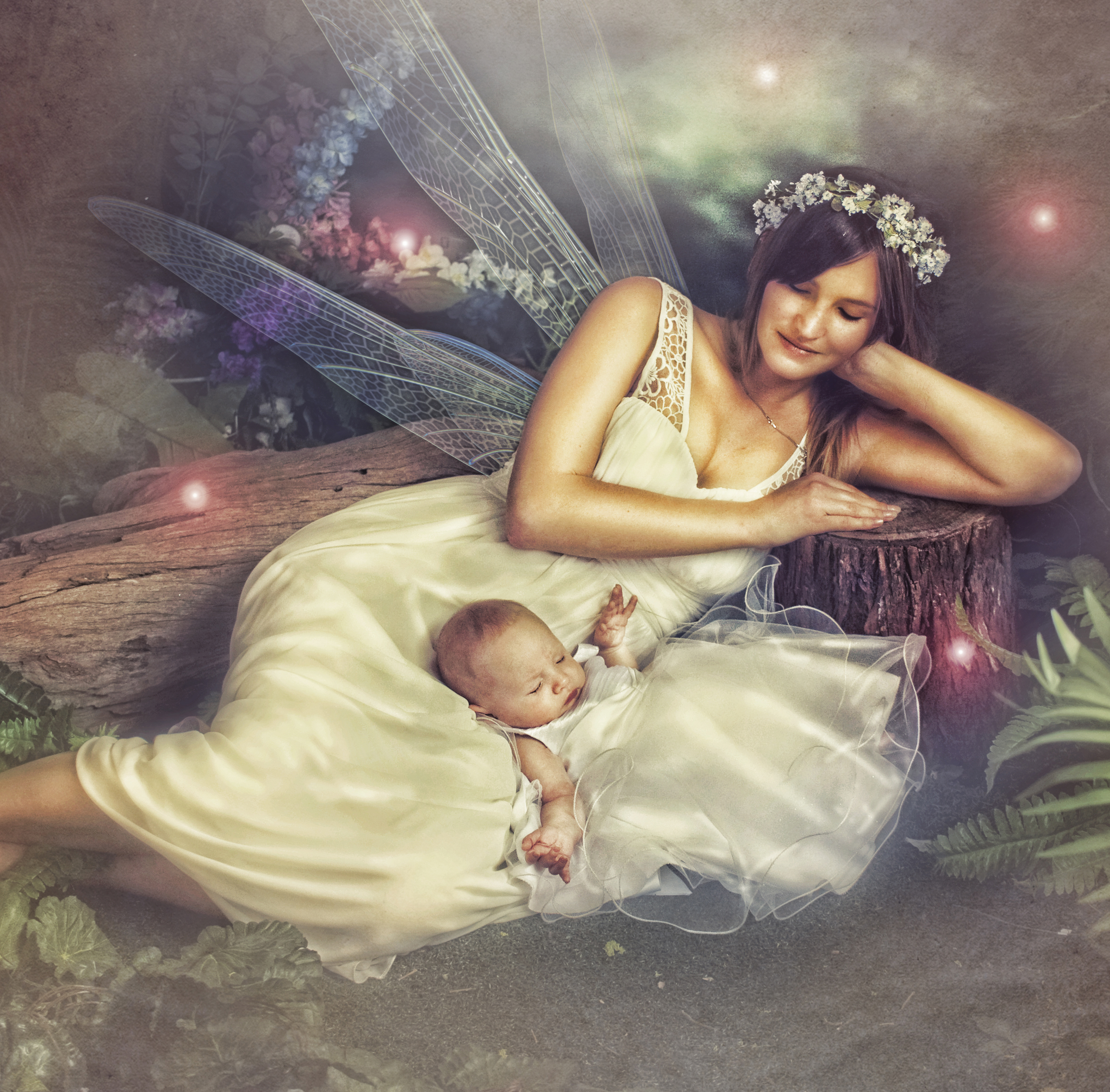 Mummy and me fairy
