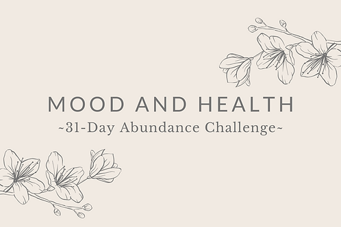 Day 17 - Mood And Health