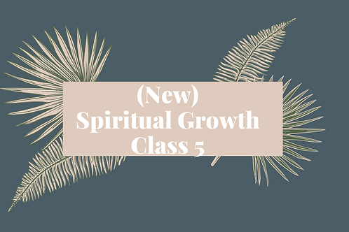 Spiritual Growth-The Keys To Your Higher Self a Guide to Healing and Inner Peace