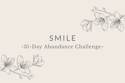 Day 19 - Smile
