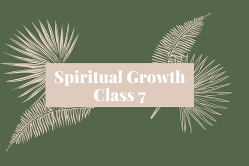 Spiritual Growth-The Seven Sacred Flames (The Seventh Ray)