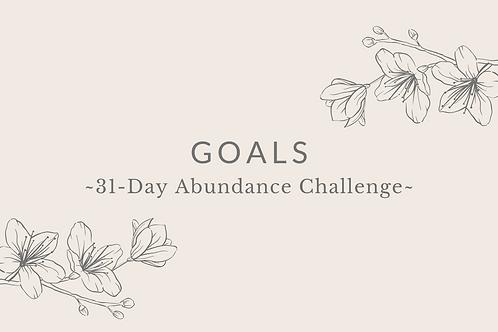 Day 2 - Goals