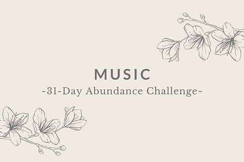 Day 18 - Music