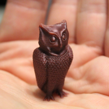 3D-Printed Owl