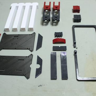 Prototype Drone Parts