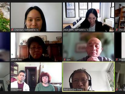 Veranstaltung AG I: Das zweite Treffen – unsere Migrationsgeschichte