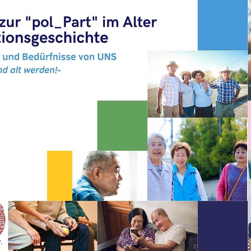 """AG II: """"Interesse und Bedürfnisse von UNS"""""""