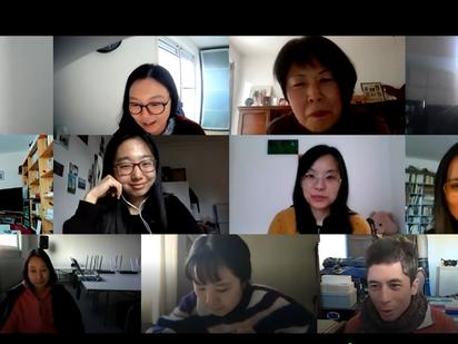 Veranstaltung AG I: Das erste Treffen – unsere Migrationsgeschichte