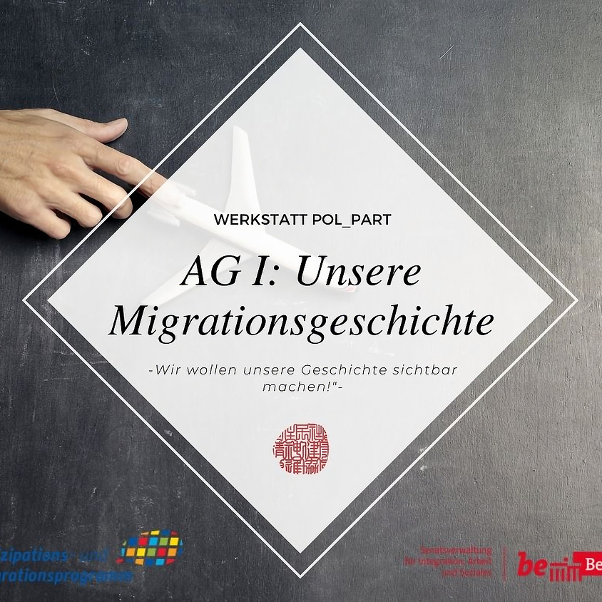 AG I: Migrationsgeschichte von Senior*innen